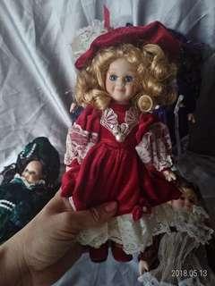 🚚 英倫陶瓷娃娃特賣
