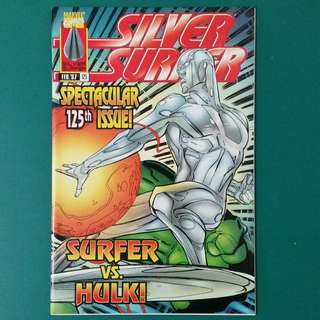 Silver Surfer No.125 comic