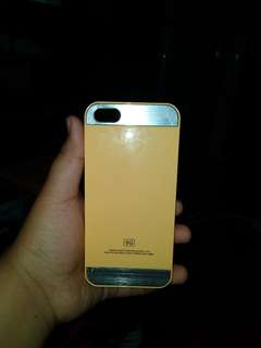Yellow Case For iPhone 5/5s/SE