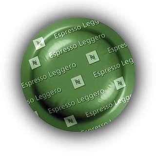 Nespresso Espresso Leggero Coffee Pods