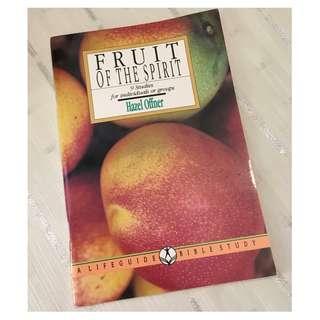 Fruit of the Spirit by Hazel Offner Christian Book