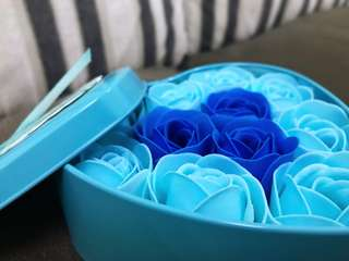Soap made Rose Gift