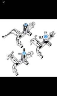 Water tap. Light weight