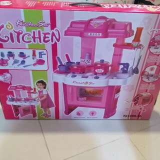 New Toy Kitchen