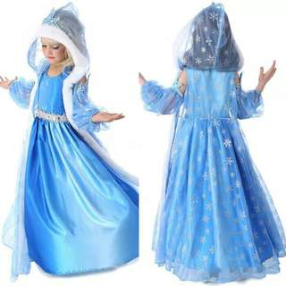 Costum elsa frozen
