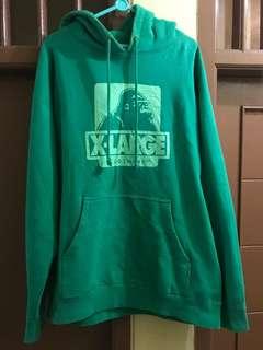 Jacket hoodie Xlarger