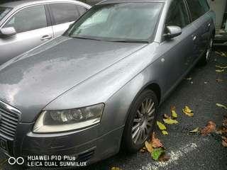 Audi A6 SG