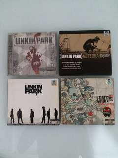 LINKIN PARK (4CD)