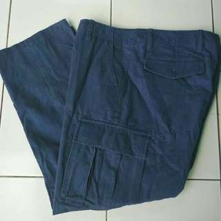 Cargo big size - celana cargo big size - celana big size