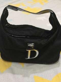 Dior Parfums Black Pouch
