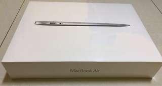 MacBook Air 13-inch (256GB SSD)