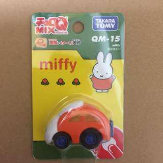 Miffy 迴力車Q car