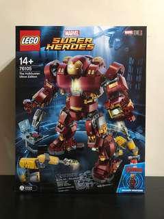 Lego Marvel Super Heroes 76105 - The Hulkbuster : Ultron Edition (Avengers Age Of Ultron)