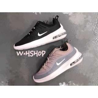 🚚 Nike Air Max Axis 氣墊 運動 跑鞋 黑白 玫瑰粉