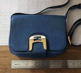 Fendi 手袋 handbag - blue