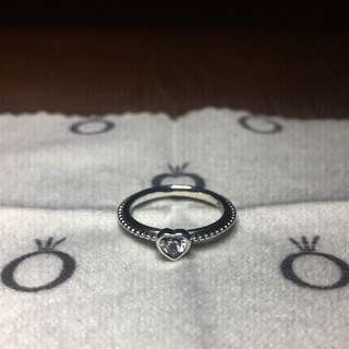 4 AUTHENTIC PANDORA RINGS FOR 5K