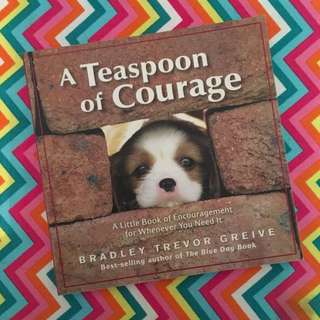 A Teaspoon of Courage by Bradley Trevor Greive book