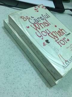 Alexandra Potter books