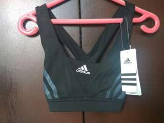 Adidas sports bra (extra small)