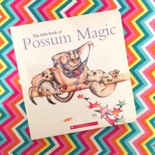 The Little Book of Possum Magic Children's Book