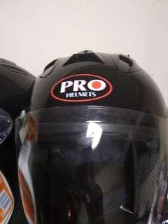 Pro helmet, size L