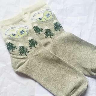 🚚 雪屋長襪