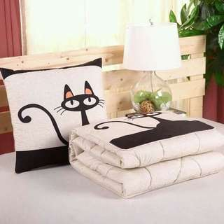 2 in 1 Pillow & Blanket