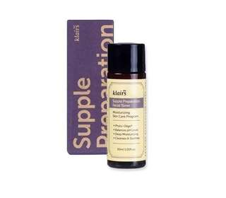 Klairs Supple Preparation Facial Toner 30ml ( Mini Size )