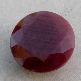 (13.65 Cts) Natural Ruby 紅寶石(祼石)