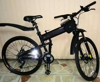 For Sale MONTAGUE PARATROOPER PRO Folding Mountain Bike