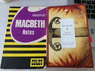 Macbeth Play and Notes