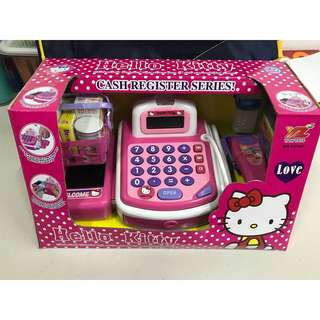 Hello Kitty Cash Register