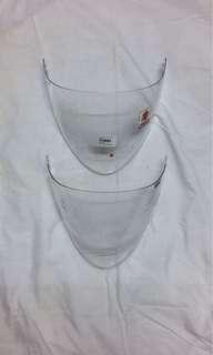 Clear Helmet Visor