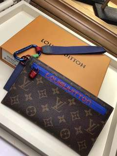 Lv Ribbon Pouches Monogram Other