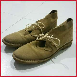 SOSO Chukas / High Cut Shoes