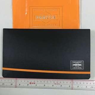 日本版 直送 Porter Folder 手帳 一本