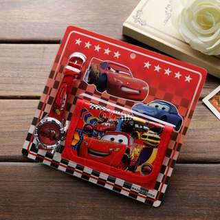 Watch and wallet set - Goody bag