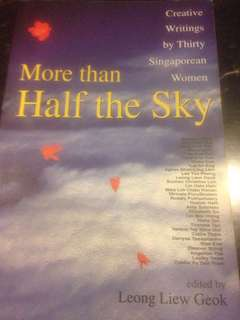 More than Half the Sky - Creative Writings by Thirty Singaporean Women