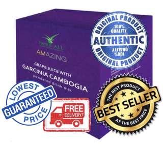 FASTEST FAT-BURNER JUICE (Garcinia Cambogia) 100% proven safe and effective!