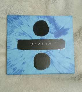 Ed Sheeran Divide Album (Deluxe)