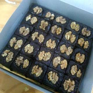 Brownies walnut
