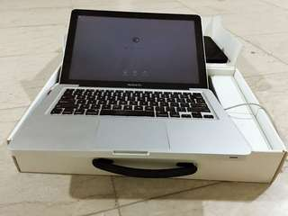 MacBook Pro 5.5 Core Dou (13-inch, Mid 2009)