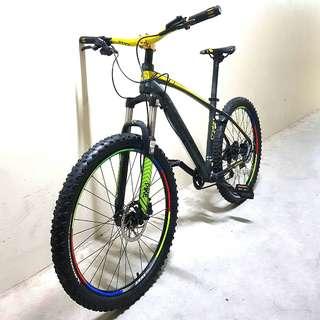 Fully Upgraded Crolan Mountain Bike