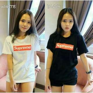 Kaos supreme white