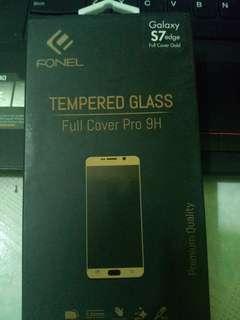 Tempered Glass full S7edge