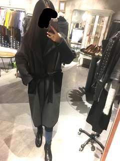 🚚 Chole chen100%羊毛大衣