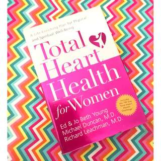 Total Heart Health for Women by Ed and Jo Beth Young Christian Book