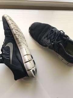 Nike Black Free Run Runnig Shoes