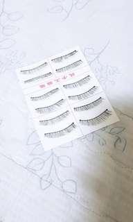 Taiwan lashes (6 pairs)