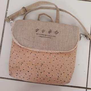 Floral Vintage Sling Bag